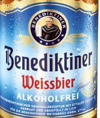 Benediktiner WeiàŸbier Alkoholfrei