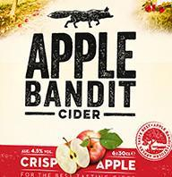 Apple Bandit - Crisp Apple | Cider met 4.5%alcohol ...