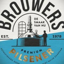 Brouwers Pilsener logo