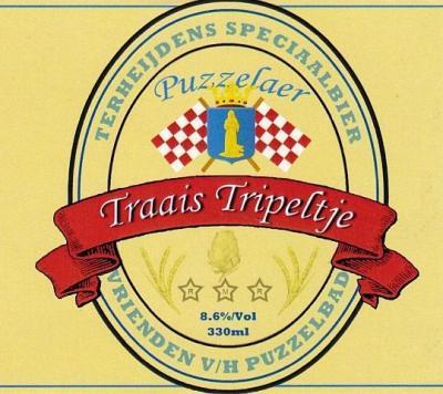 Traais Tripeltje logo