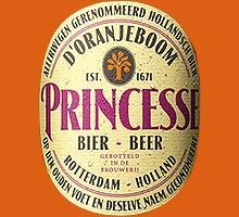 Princesse bier logo
