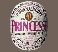 Princesse witbier logo