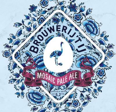 Mosaic Pale Ale logo