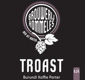 Troast Burundi Koffie Porter