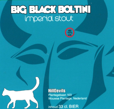 Big Black Boltini