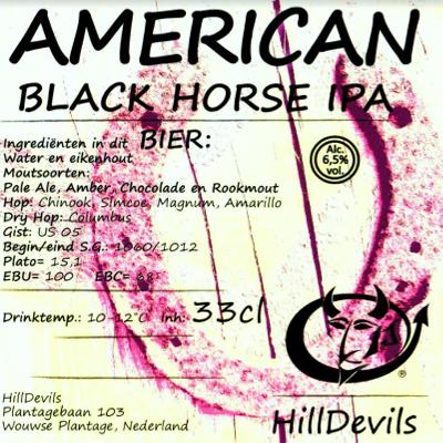 American Black Horse