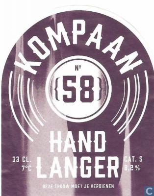 Kompaan Handlanger