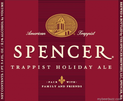 Spencer Holiday Ale