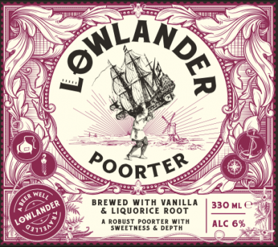 Lowlander Poorter logo