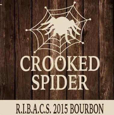 Crooked Spider RIBACS 2015 brew