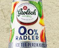 Grolsch ice tea perzik logo