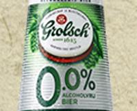 Grolsch 0.0% logo
