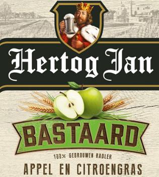Hertog Jan Bastaard Appel en Citroengras