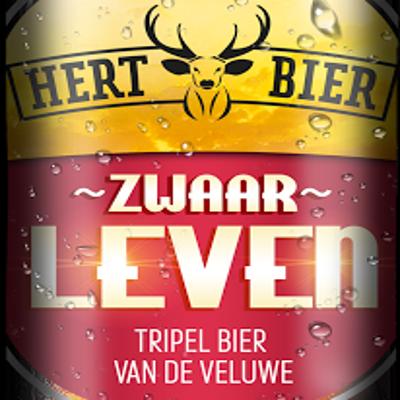 Zwaar Leven  Hert Bier