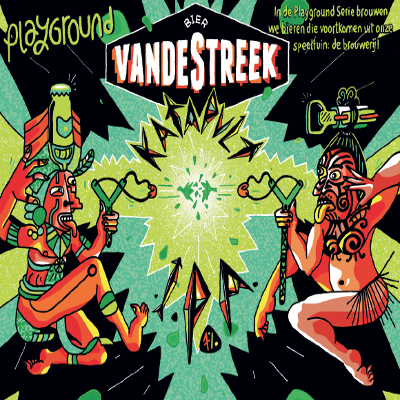 VandeStreek Playground Katapult IPA