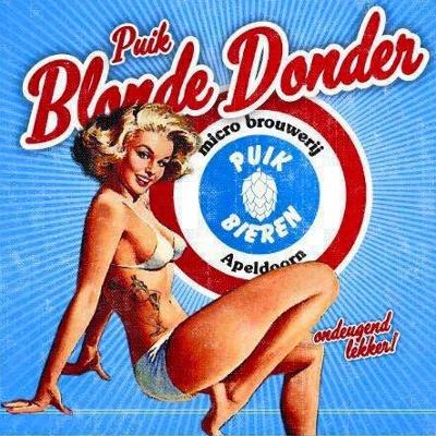 Blonde Donder