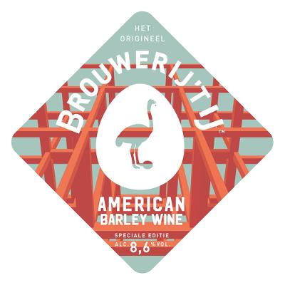 IJ American Barley Wine