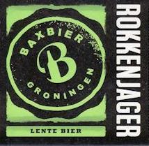 Rokkenjager van Bax bier