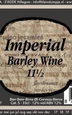 Klein Duimpje Imperial Barley Wine