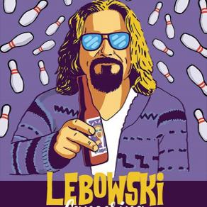 Lebowski bier logo
