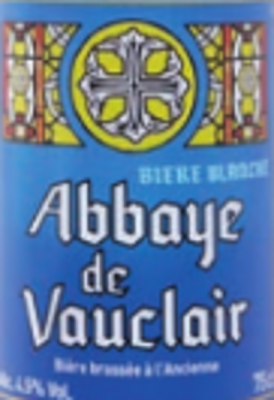 Abbaye de Vauclair Wit