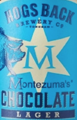 Hog's Back Montezuma's Chocolate Lager