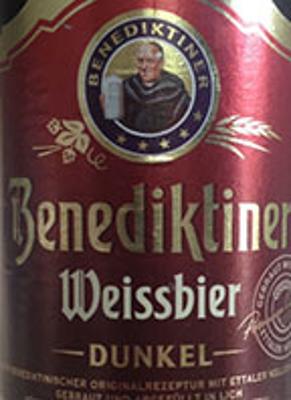 Benediktiner Weissbier Dunkel