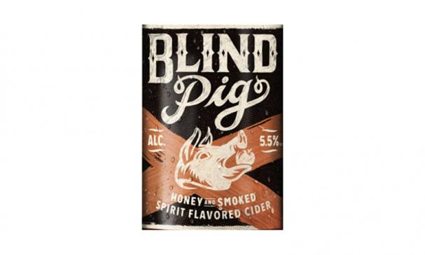 Blind Pig Cider honey & smoked