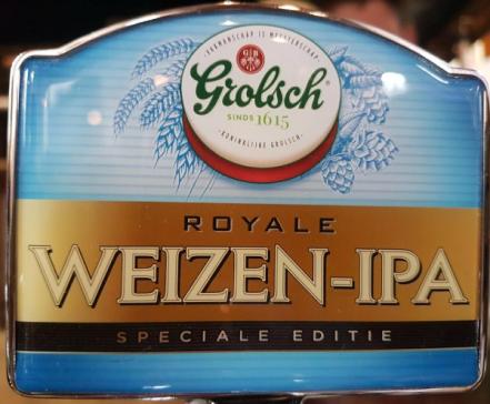 Grolsch Weizen IPA