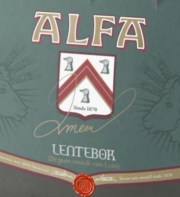 Alfa Lentebok logo