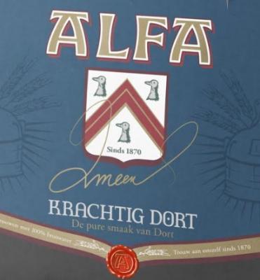 Alfa Krachtig Dort logo