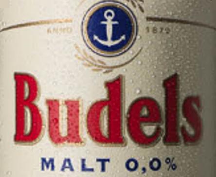 Budels Malt 0.0% logo
