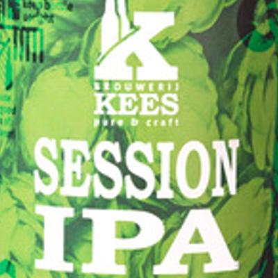 Brouwerij Kees Session IPA logo