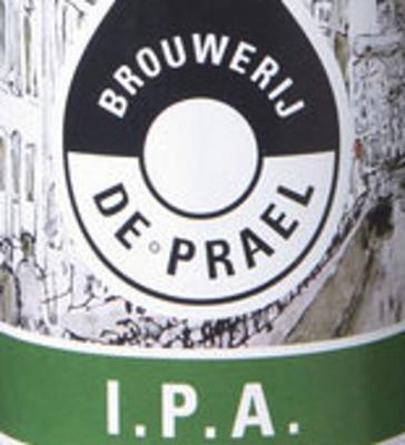 De Prael IPA logo