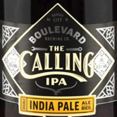 Boulevard Calling IPA logo
