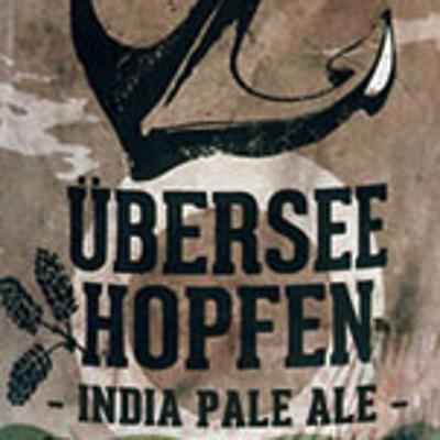 Insel Brauerei Übersee Hopfen logo