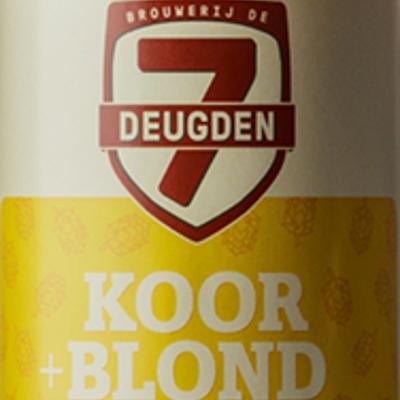 Koor+Blond logo