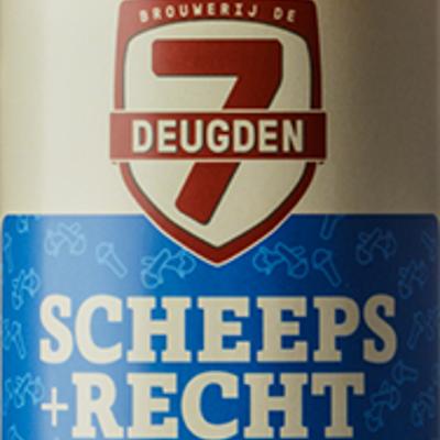 Scheeps+Recht logo
