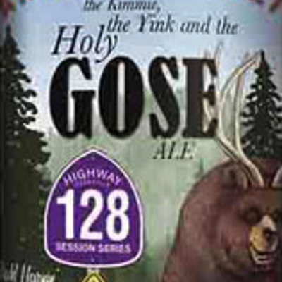 Anderson Valley Holy Gose logo