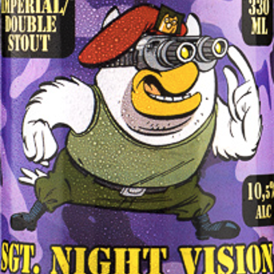 Sgt. Nightvision logo