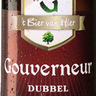 Gouverneur Dubbel logo
