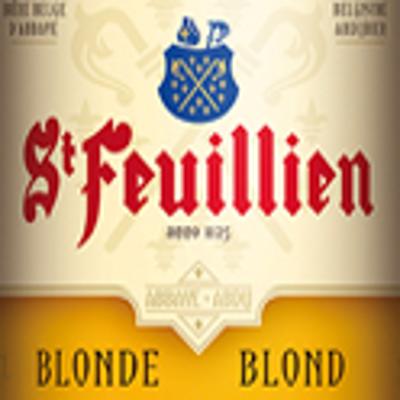St Feuillien Blond logo