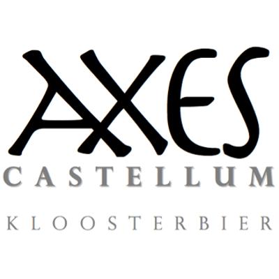 Axes Castellum Kloosterbier logo