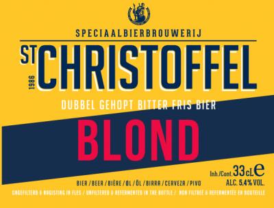 St. Christoffel Blond