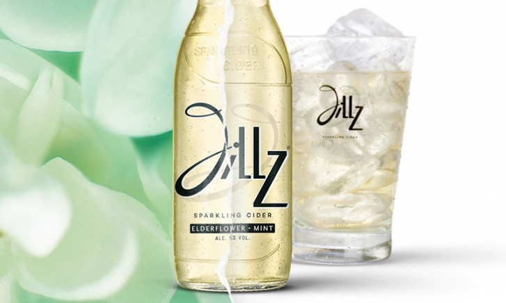 Jillz Elderflower-Mint