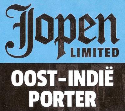 Jopen Oost Indië Porter