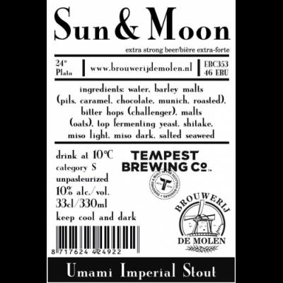 De Molen Sun & Moon
