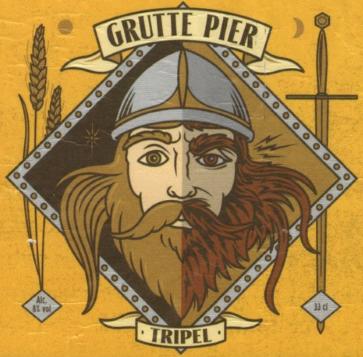 Grutte Pier Tripel logo
