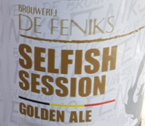 Selfish Session (Golden Ale)