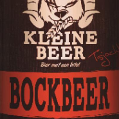Kleine Beer Bockbeer logo